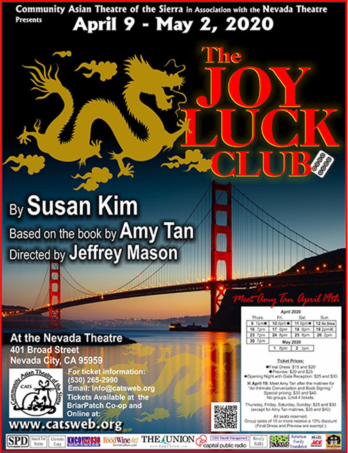 Joy Luck Club Poster